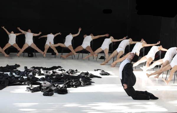 Batsheva Dance Compagny