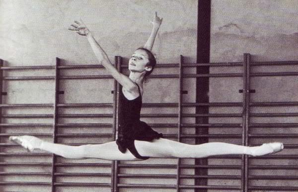 Agnès Letestu à 13 ans