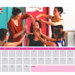 Le calendrier 2016 est arrivé !