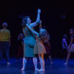 De la danse à l'école des amandiers et au collège Doisneau